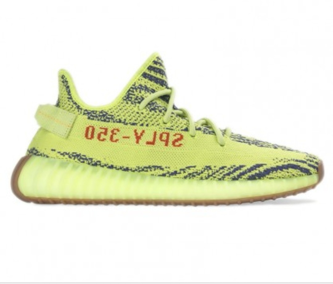 811d71caa Yeezy Boost 350 V2 Color Semi Frozen Yellow