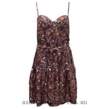 Zimmermann Silk Bustier Dress