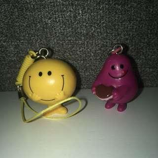 Mr Happy and Mr Greedy