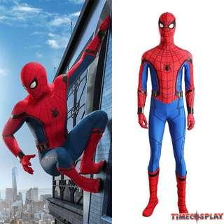 Marvel Spider-Man Homecoming Cosplay Costume