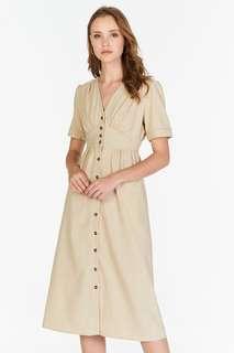 TCL Jaden Buttoned Midi Dress