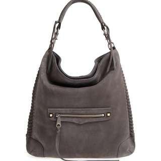 PO Rebecca Minkoff 'Slim Regan' Hobo Bag Handbag RRP345USD