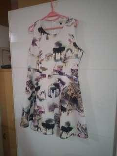 Neoprene Dress Size XL