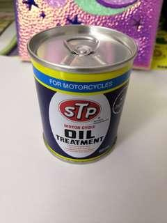 Motorcycle STP motor cycle oil treatment