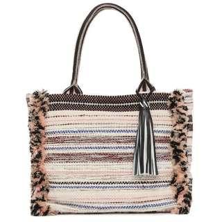 PO Rebecca Minkoff Soft Beach Tote Bag Handbag RRP USD 145