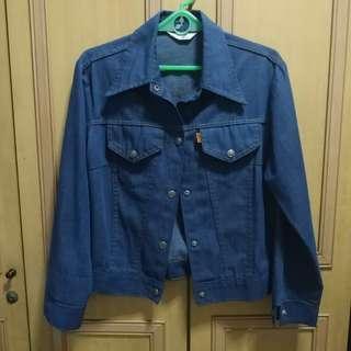 Levi's Denim Jacket (unisex)