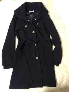 Sixties- Black Coat