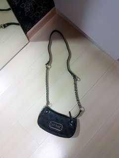 Auth Used Guess Sling Handbag