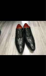 男裝 皮鞋 denovo men size 44 $200