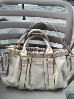 💙$130(Non-Neg)Authentic Miu Miu Bag