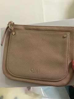 Chloe big pouch (authentic)