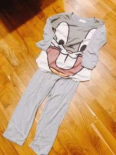 Pajama free clothes