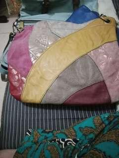 Fossil patchwork 1954