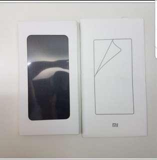 New Sealed Authentic Redmi Note 4 Perforated Flip Cover