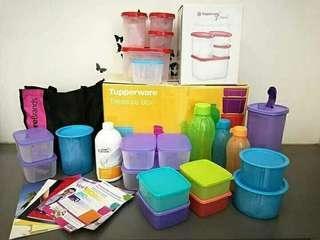 [Tupperware Brands] TREASURE BOX COMBO