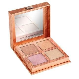PO UD Urban Decay Afterglow Highlighter Palette