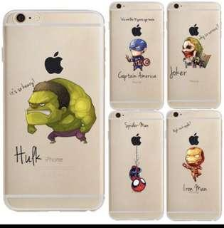 FLASH SALE 2 for $10 iphone cover