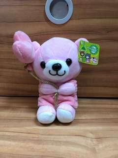🚚 告白粉紅熊