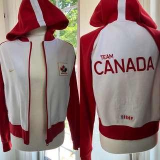 Nike hockey Canada hoodie size small