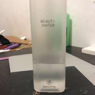 Son& Park Beauty Water