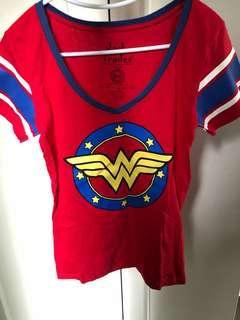 Wonder Woman tee - Medium (new no tags)