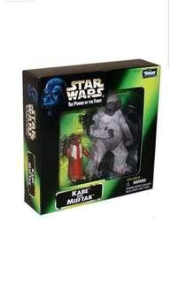 Star Wars Kabe and Muftak