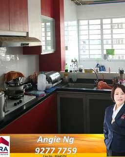 NO AGENT FEES ! BLK 625 AMK 3bedroom For Sale, Yio Chu Kang Mrt