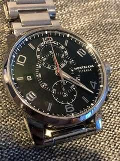 2 Mont Blanc Watches and bracelet