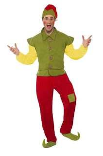 Christmas Party Elf Costume
