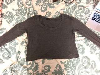 Brandy Melville loose long sleeve