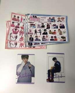 DISCOUNTS IF YOU BUY MORE! pink sausages pc + sticker set