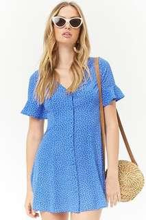 F21 Polka Dot Dress