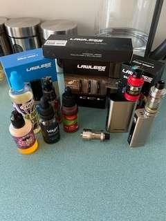 lawless vapes