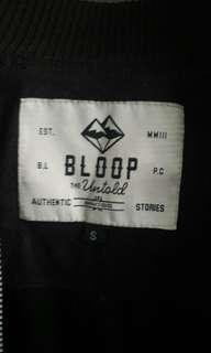 Jaket BLOOP original nego sampai jadi