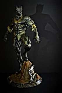 Fan art Black Panther