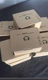 Sport wireless earpiece