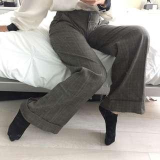 Michael Kors Plaid Dress Pants
