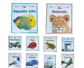 My First Encyclopedia Set - 10 books