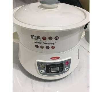 Steam Cooker EuropAce