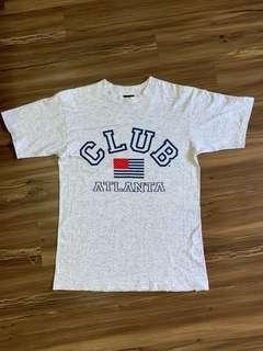Club sportswear T shirt