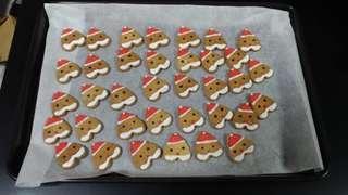 🚚 聖誕老人餅乾