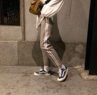🚚 厚‼️雙槓運動褲