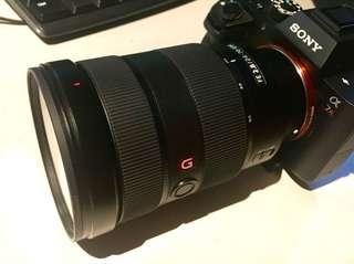 Sony 24-70 2.8 GM (2 month warranty remaining)