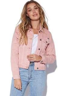 Wrangler trucker jacket