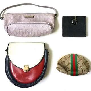 CLEARANCE SALE: Vintage Gucci Set