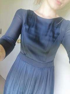 Portmans Size 8 Navy dress