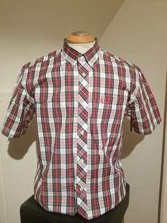 Fred Perry Plaid