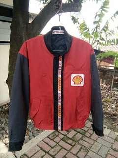 Jacket Shell Racing
