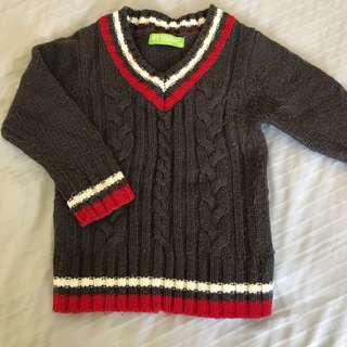 🚚 (Free postage) Winter Knitted Warm Woolen Sweater