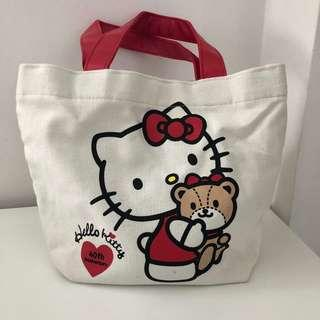 🚚 (Free postage) Brand New Hello Kitty Tote Bag